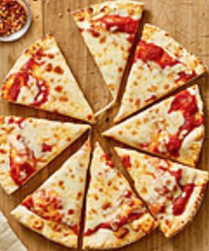 Geniet van een lekkere pizza in JumpWorld
