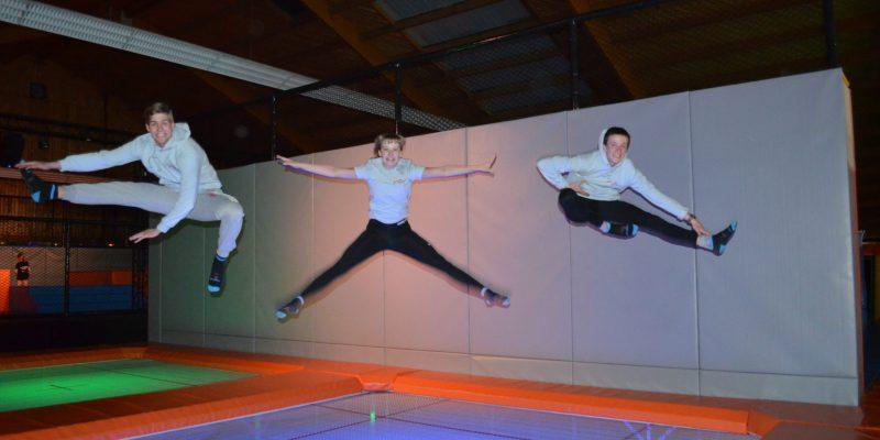 Hoe hoog spring jij?