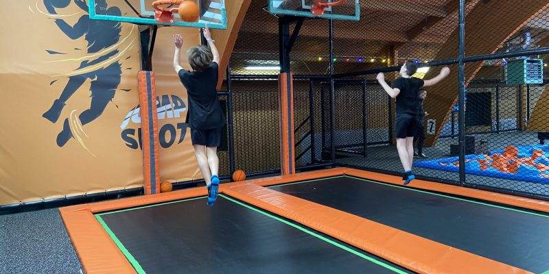 basket in JumpWorld